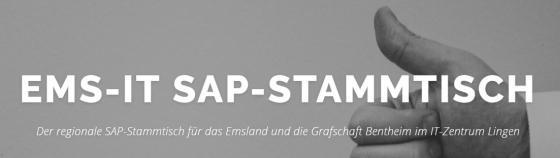 EMS-IT SAP-Stammtisch Teaser